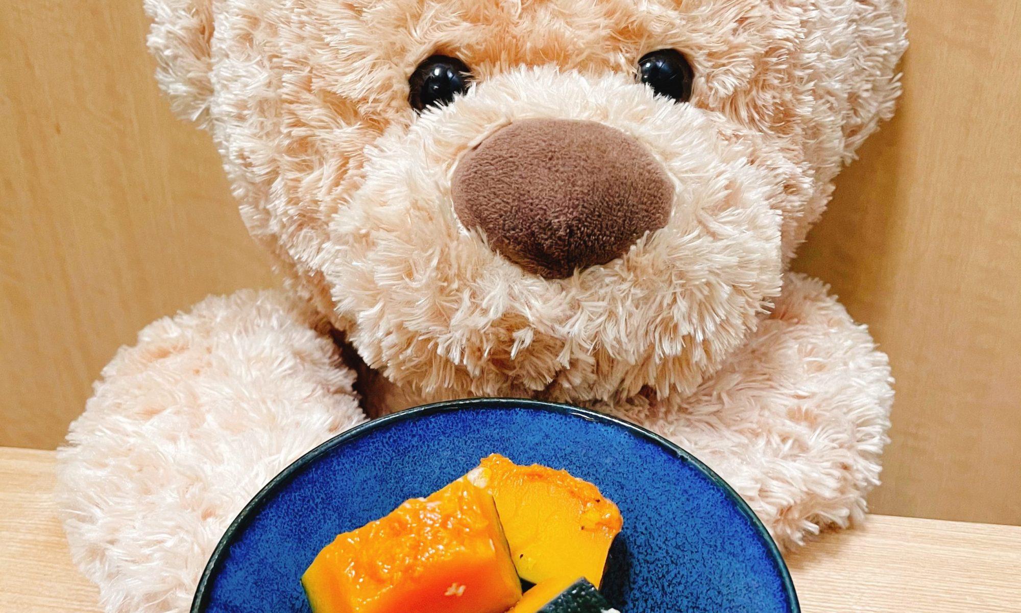 甘酒を使ったかぼちゃの煮物